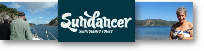 Sundancer Cruisers - Go Great Barrier Island