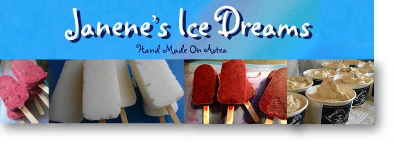 Janene's Ice Dreams - Go Great Barrier Island Tourism