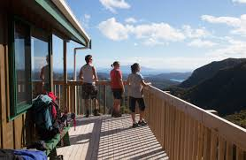 Mt Heale Hut - Great Barrier Island