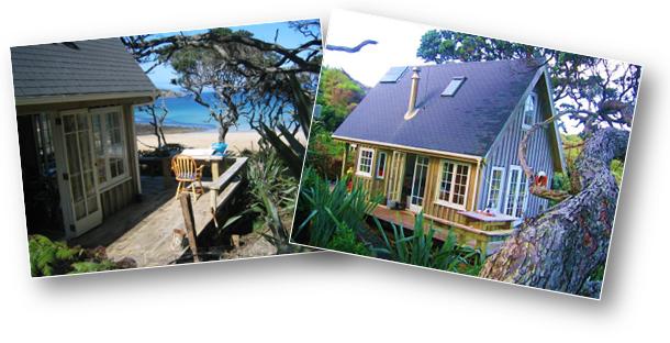 Boathouse - Great Barrier Island