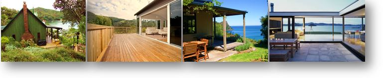Featured Listings - Great Barrier Island