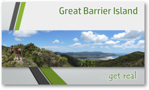 Get Real - Go Great Barrier Island packages