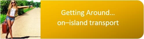 Getting Around - Great Barrier Island
