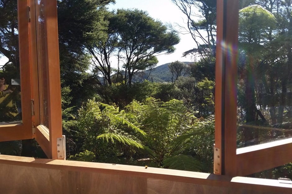 Le Cabanon - Great Barrier Island