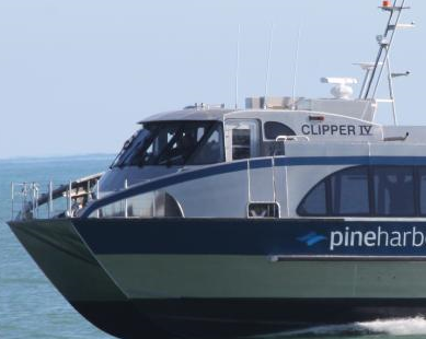 Sealink Confirms Fast Ferry
