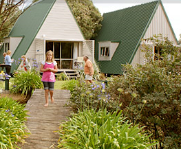 Sunset Waterfront Lodge - Great Barrier Island