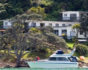 Tipi and Bobs - Great Barrier Island