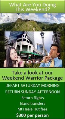 Click here for the Weekend Warrior package
