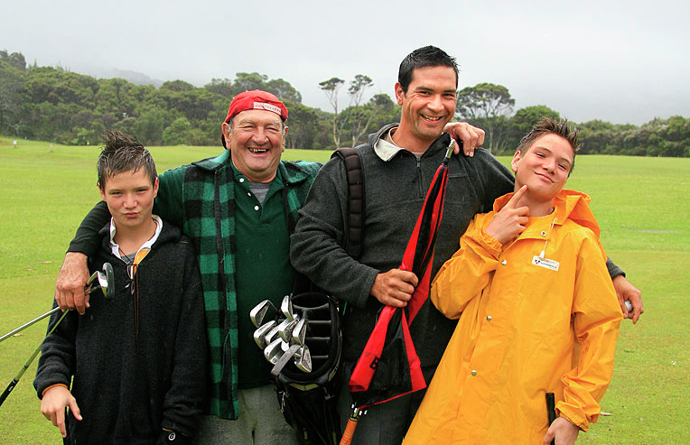 Park Boys - Great Barrier Island