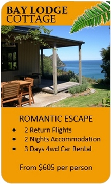 Click here for the Bay Lodge Cottage Holiday Package