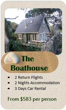 Click here for The Boathouse Holiday Package