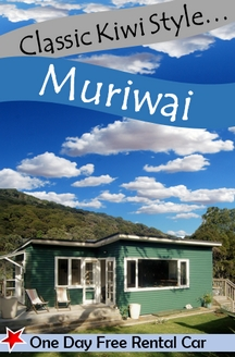 Click here for the Muriwai free car hire day package
