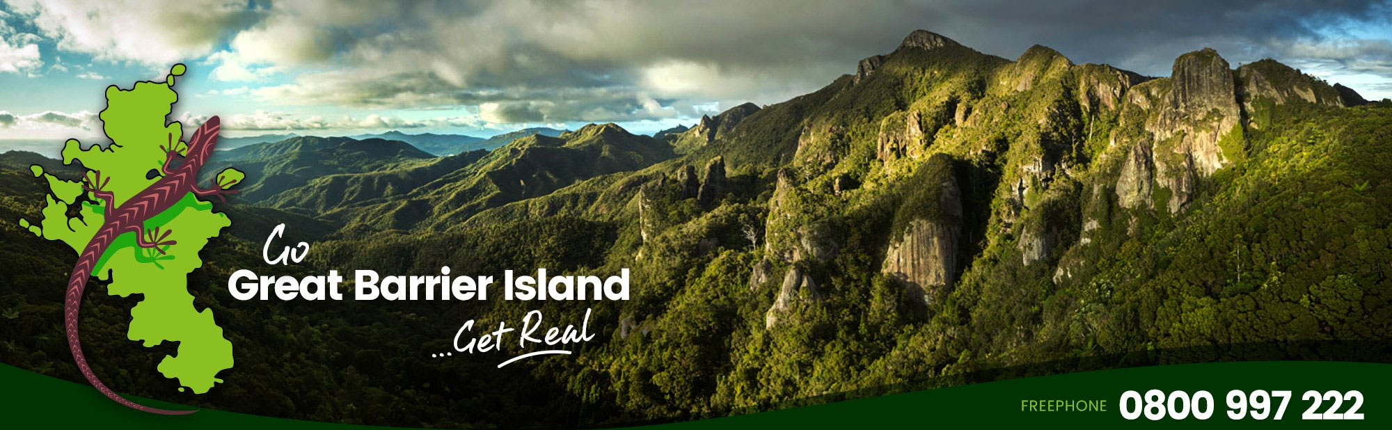 Great Barrier Island Tourism